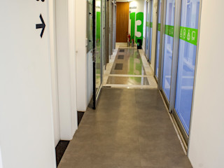 VERONA CARPETES E VINILICOS Commercial Spaces Aluminium/Zinc