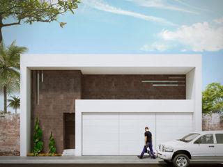 Taller Onze Modern home White