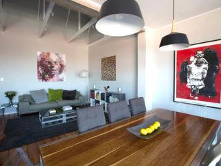 Kunst Architecture & Interiors Ruang Makan Modern