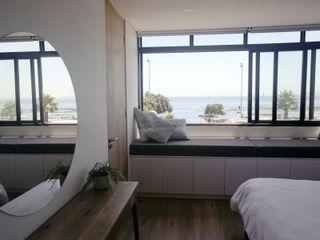 Kunst Architecture & Interiors Kamar Tidur Modern