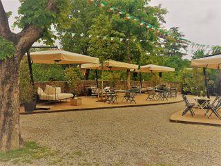 VIP TENDE Bars & clubs Aluminium/Zinc Beige