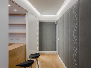 Dental studio DomECO Clinics Wood Grey