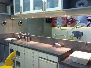 RK Arquitetura & Design Clinics MDF Grey