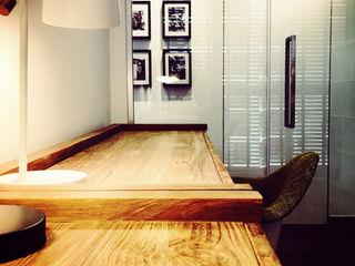 RSDS Architects Ruang Studi/Kantor Modern
