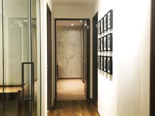 RSDS Architects Koridor & Tangga Modern