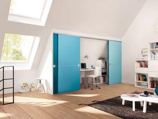 Raumplus Fenster & TürTüren Holz Türkis