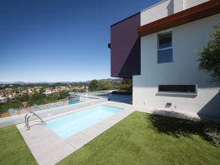 Costruzione piscine interrate i.Blue Piscine Piscina moderna