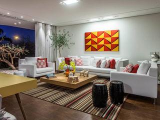 fatto arquitetura Living room