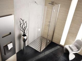 SILVERPLAT 現代浴室設計點子、靈感&圖片