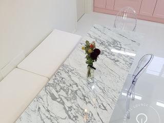 캐러멜라운지 現代廚房設計點子、靈感&圖片