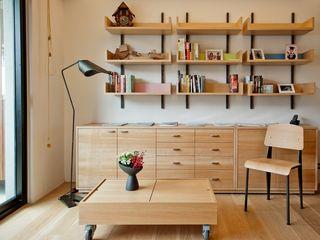 直方設計有限公司 Soggiorno minimalista