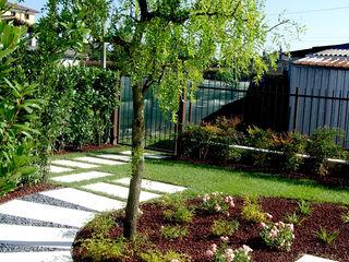 Pavimentazioni in pietra Giardini Pavin Cesare Giardino moderno