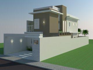 AJR ARQUITETURA Maisons modernes