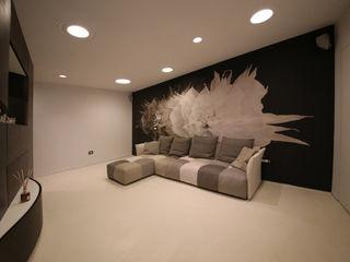 Studio di Segni Modern living room