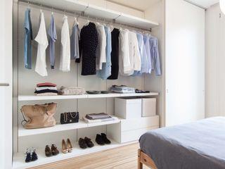 Didonè Comacchio Architects Minimalist bedroom