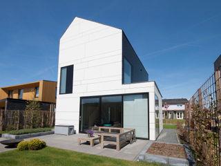 8A Architecten Casas modernas Pizarra Negro