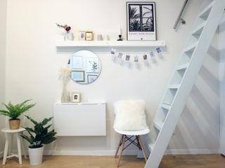 노르딕앤 Livings modernos: Ideas, imágenes y decoración