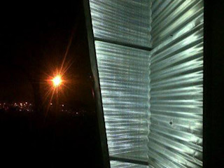 A4AC Architects Rumah Modern Aluminium/Seng