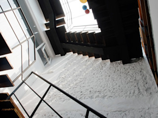 構築設計 Paredes y suelos de estilo moderno
