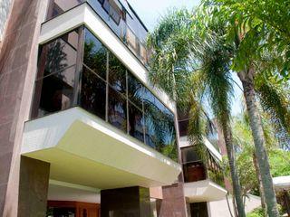 CABRAL Arquitetos Casas de estilo moderno