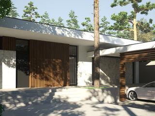 """""""Дом с уточками"""" Sboev3_Architect Дома в стиле минимализм"""