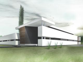 Proa Arquitectura Moderne slaapkamers