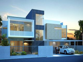 Franky House in Dago Pakar, Bandung Evolver Architects