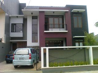 Anton House in Bintaro Evolver Architects