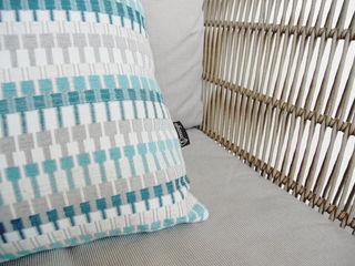 Lounge - Shopping 8ªAvenida MOYO Concept Centros Comerciais modernos Aglomerado Cinzento