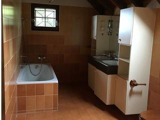 Salle de douche béton ciré CSInterieur