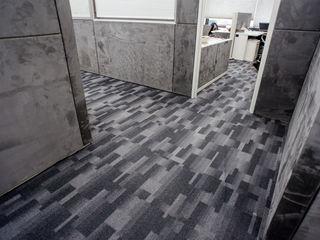 VERONA CARPETES E VINILICOS Commercial Spaces Grey