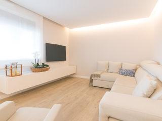 Rooms de Cocinobra Salas de estilo minimalista