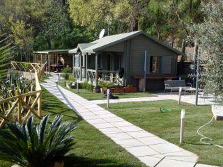 ONLYWOOD Mediterranean style garden