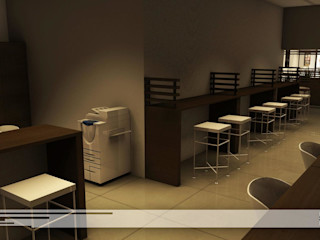 Property Commerce Architects Modern commercial spaces
