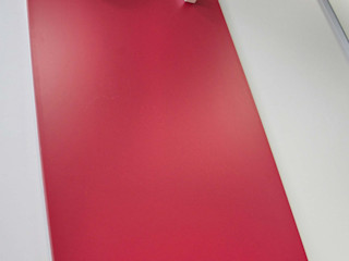 a3mais Office spaces & stores Red