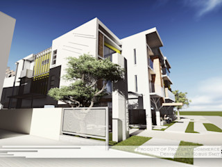 Property Commerce Architects Modern hotels