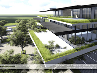 Property Commerce Architects Modern office buildings