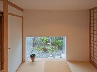 アンドの家 FrameWork設計事務所 北欧デザインの 多目的室