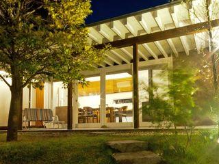 安八町の家 FrameWork設計事務所 北欧風 庭