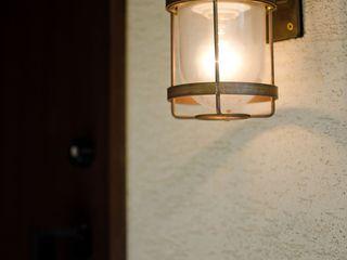 安八町の家 FrameWork設計事務所 北欧スタイルの 玄関&廊下&階段