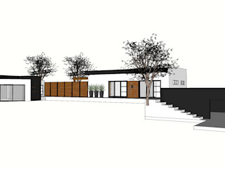 Graftink Interior and Architectural Design Studio Case moderne