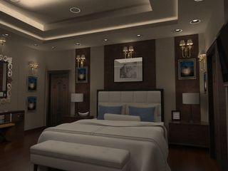 bedroom La Cour Modern Bedroom