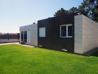Casa prefabricada Cube 75 Casas Cube Cocinas de estilo moderno