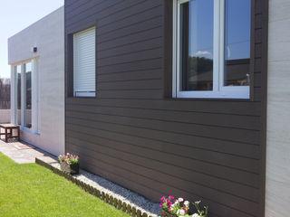 Casa prefabricada Cube 75 Casas Cube Casas de estilo moderno