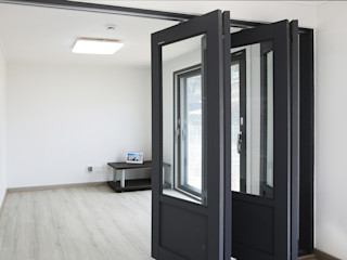 한글주택(주) Modern Bedroom
