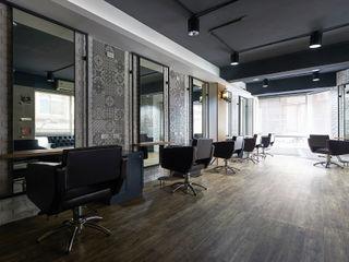 築一國際室內裝修有限公司 Espacios comerciales