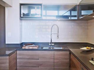 Ambientta Arquitetura Minimalistische Küchen