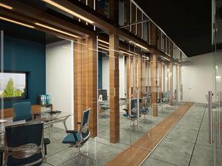 Ibu 3d Estudios y despachos modernos