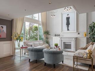 MAAD arquitectura y diseño Living room