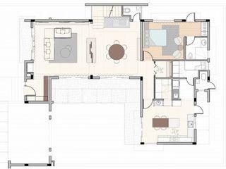 Studioapart Interior & Product design Barcelona Sala da pranzo moderna